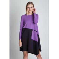 Asymetryczna sukienka 8K39BE Oferta ważna tylko do 2023-08-27
