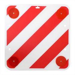 ProPlus Znak ostrzegawczy Plastik 50 x cm z odblaskami 361228 Darmowa wysyłka i zwroty