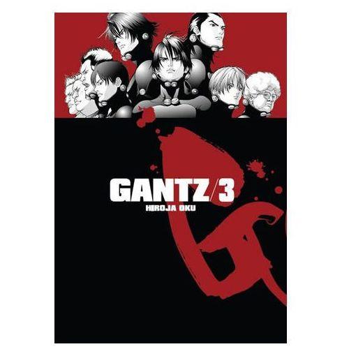 Pozostałe książki, Gantz 3