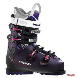 Buty narciarskie Head Advant Edge 75 W Violet/Black 2018/2019
