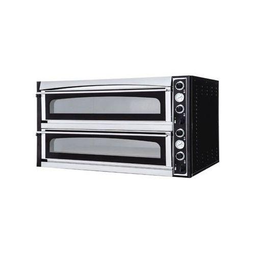 Piece i płyty grzejne gastronomiczne, Hendi Piec do pizzy 18kW   komory 2x 1080x720x(H)140mm - kod Product ID