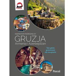 Pascal Inspirator podróżniczy - Gruzja, Armenia, Azerbejdżan (opr. miękka)