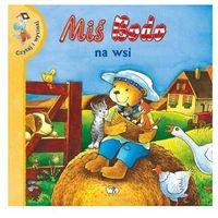Książki dla dzieci, Miś Bodo na wsi (opr. miękka)