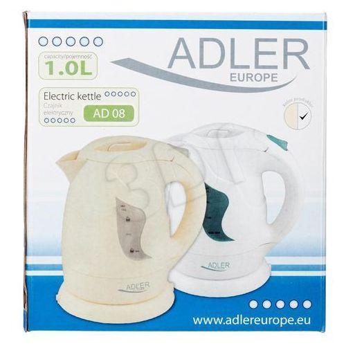 Czajniki elektryczne, Adler AD 08