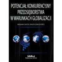 Książki o biznesie i ekonomii, Potencjał konkurencyjny przedsiębiorstwa w warunkach globalizacji (opr. miękka)