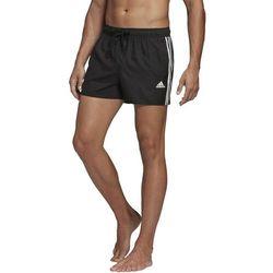 Adidas szorty męskie 3S CLX SH VSL, 4 czarne Przy złożeniu zamówienia do godziny 16 ( od Pon. do Pt., wszystkie metody płatności z wyjątkiem przelewu bankowego), wysyłka odbędzie się tego samego dnia.