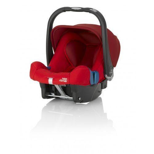Pozostałe foteliki i akcesoria, Romer Baby-Safe Plus SHR II FLAME RED |RABAT DO 150 ZŁ | IDŹ DO SKLEPU I SPRAWDŹ |