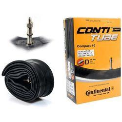 """CO0181111 Dętka Continental Compact 16'' x 1,25"""" - 1,75'' wentyl dunlop 26 mm"""