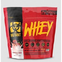 PVL MUTANT WHEY 2270G PROTEINY BIAŁKO MIX COOKIES