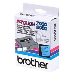 Brother etykiety TX-551, TX551