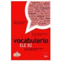 Książki do nauki języka, Vocabulario ele B2 podr. (opr. miękka)