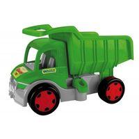 Osobowe dla dzieci, Wader Auto Gigant Truck sklápěč - 55 cm
