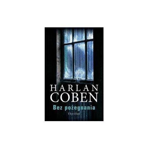 Książki horrory i thrillery, Bez pożegnania (opr. miękka)