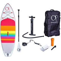 deska SUP OCEAN PACIFIC - Sunset All Round Inflatable (MULTI)