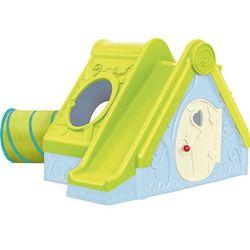 Zabawka Domek dla dzieci KETER Funtivity Playhouse Zielono-Niebieski + Zamów z DOSTAWĄ JUTRO! + DARMOWY TRANSPORT!
