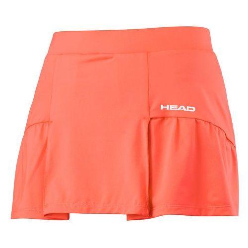 Odzież do tenisa i pokrewnych, Head spódniczka tenisowa Club Basic Skort G Coral 140