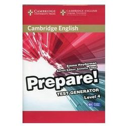 Cambridge English Prepare! 4 Test Generator CD-ROM