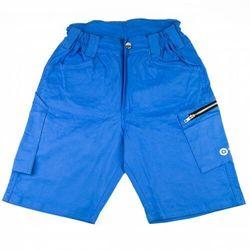 Krótkie spodenki TUBBOS Avacore w kolorze niebieskim