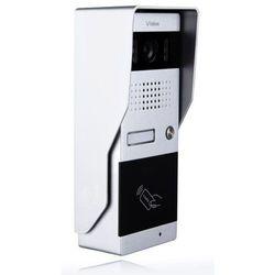S50A Stacja bramowa z kamerą jednoabonentowa z czytnikiem kart