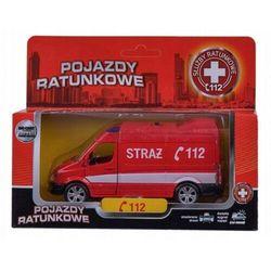 Pojazdy Ratunkowe Bus 850 VW, 4 rodzaje
