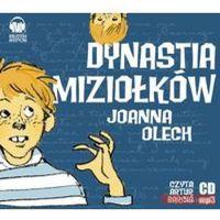 Audiobooki, Dynastia Miziołków. Książka audio