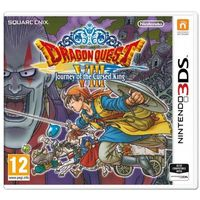 Gry na Nintendo 3DS, Gra Nintendo 3DS Dragon Quest VIII: Journey of the Cursed King