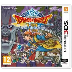 Gra Nintendo 3DS Dragon Quest VIII: Journey of the Cursed King