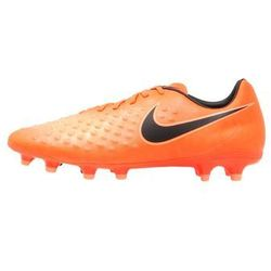 Nike Performance MAGISTA ONDA II FG Korki Lanki total crimson/black/bright mango