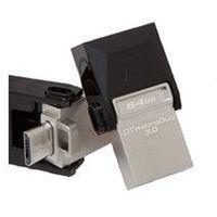 Flashdrive, Pendrive Kingston 64GB 3.0 Data Travel Micro Duo