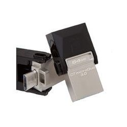 Pendrive Kingston 64GB 3.0 Data Travel Micro Duo