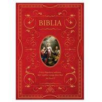 Książki religijne, Biblia domowa z obwolutą Święta Rodzina