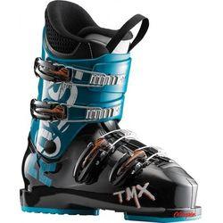 Buty narciarskie Rossignol TMX J4 czarne/niebieskie 2018/2019