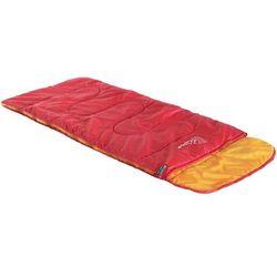 High Peak Kiowa Śpiwór lewe Dzieci, red/orange 2019 Śpiwory Przy złożeniu zamówienia do godziny 16 ( od Pon. do Pt., wszystkie metody płatności z wyjątkiem przelewu bankowego), wysyłka odbędzie się tego samego dnia.