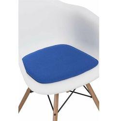 Poduszka na krzesło Arm Chair niebieska - D2 Design - Zapytaj o rabat!
