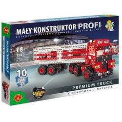 Mały konstruktor Truck - Alexander
