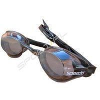 Okularki pływackie, Okulary pływackie Speedo SIDEWINDER MR silver 8023121731