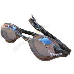 Okulary pływackie Speedo SIDEWINDER MR silver 8023121731