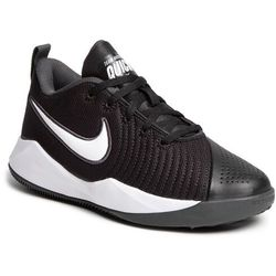 Buty NIKE - Team Hustle Quick 2 (Gs) AT5298 002 Black/White/Anthracite/Volt