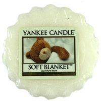 Świeczki, Wosk zapachowy - Soft Blanket - 22g - marki Yankee Candle