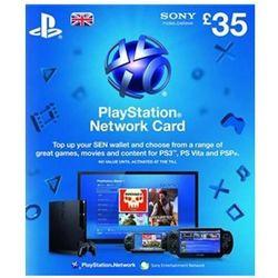 PlayStation Network Card (PSN) 35£ (UK)