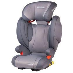 BABYSAFE Fotelik 15-36 kg SALUKI ISOFIX GREY  RABAT DO 150 ZŁ   IDŹ DO SKLEPU I SPRAWDŹ  