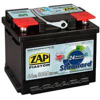 Akumulatory samochodowe, Akumulator ZAP Standard 44Ah 360A PRAWY PLUS