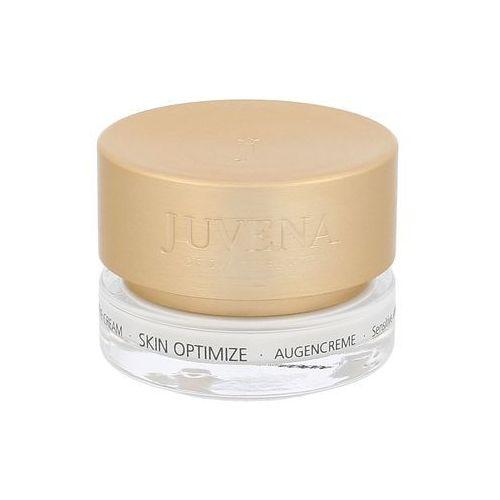 Kremy pod oczy, Juvena Prevent & Optimize przeciwzmarszczkowy krem pod oczy dla cery wrażliwej (Eye Cream Sensitive) 15 ml
