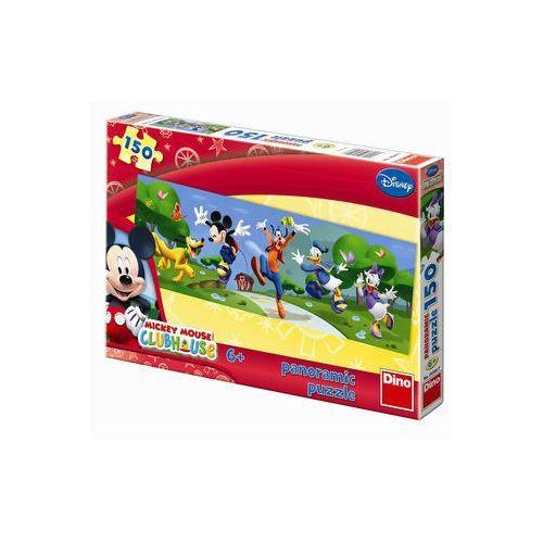 Puzzle, Mickeyho klubík: Hurá Do Parku - puzzle neuveden