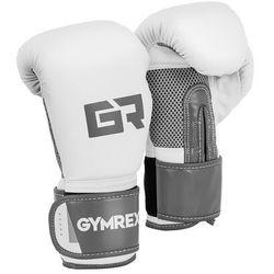 Rękawice bokserskie - 10 oz - jasnoszary metalik