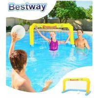 Zabawki dmuchane, Dmuchana bramka do piłki wodnej + piłka Bestway