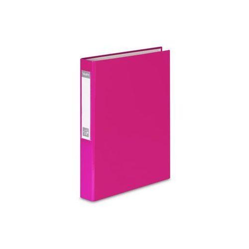Segregatory i akcesoria, Segregator VauPe A4/40/4ringi różowy 057/11