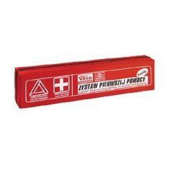 Samochodowy zestaw pierwszej pomocy SAFETY PLUS