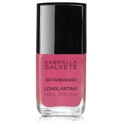 Gabriella Salvete Longlasting Enamel lakier do paznokci 11 ml dla kobiet 34 Fandango
