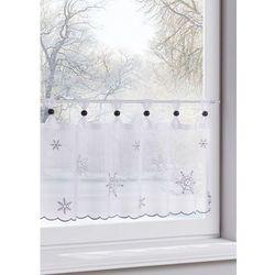"""Zazdrostka """"Płatki śniegu"""" (1 szt.) bonprix biało-srebrny"""